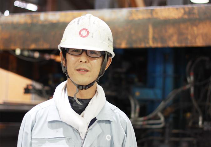 開発本部:生産技術部(生産管理)O.M