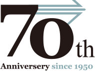 70th anniversary since1950