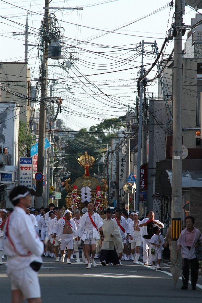 """吉田今宮社神幸祭・京都府京都市"""""""