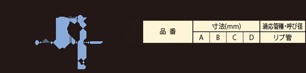 リブ管用RPCⅡシリーズ