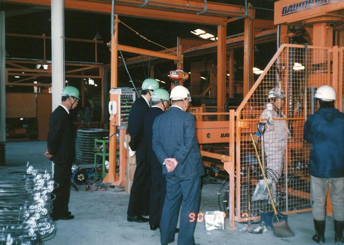 バイコンマンホール認定工場となる び技術の全国販売を開始イメージ2