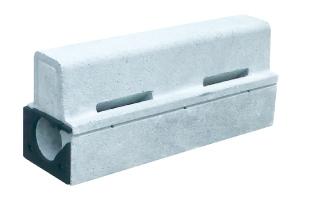導水ブロック 標準部