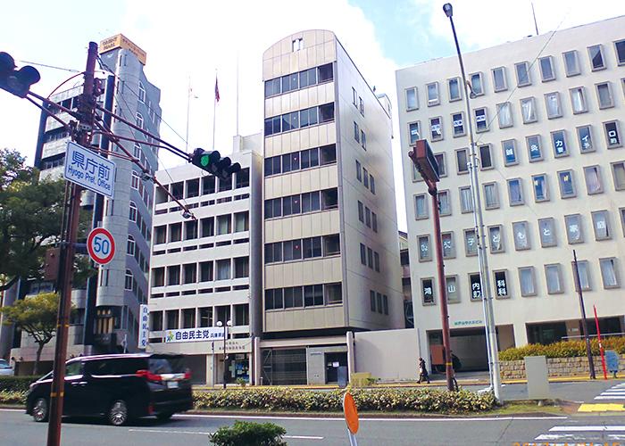 神戸営業所、建築設備部(神戸)を神戸市中央区中山手通に移転