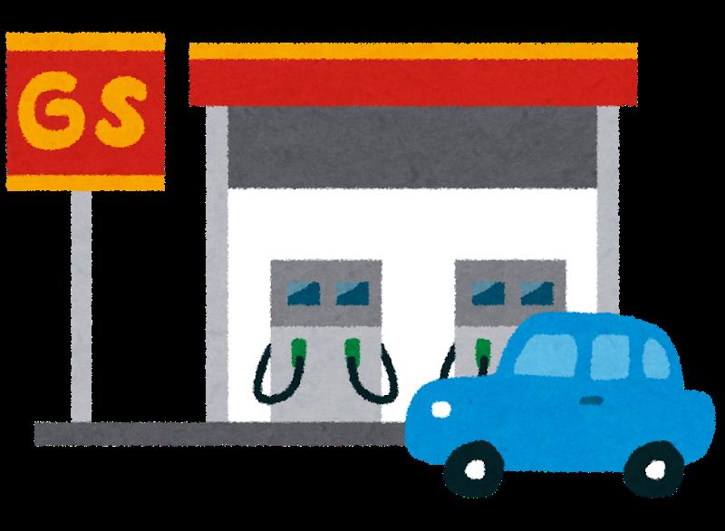 油類が排出される場所(ガソリンスタンドなど)で使用