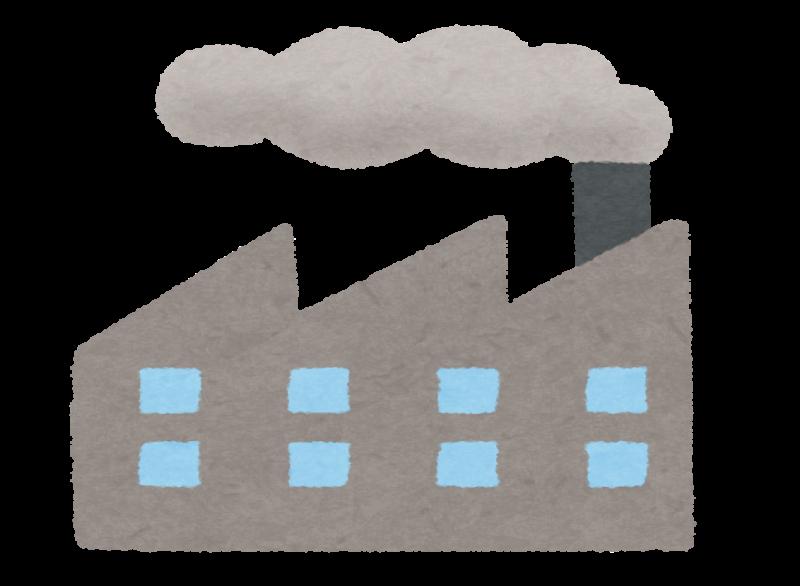 油類が排出される場所(工場など)で使用