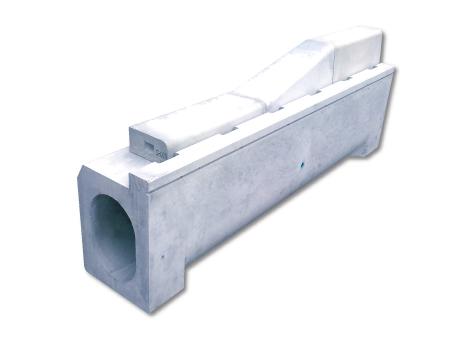 ライン導水ブロック-V型 300