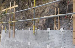 安全柵設置例 イメージ02