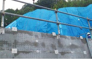 安全柵設置例イメージ03