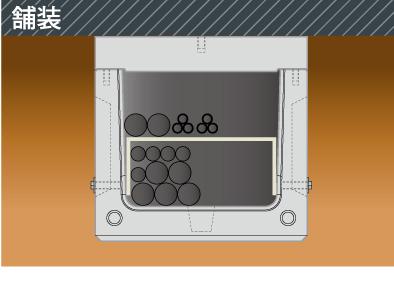 S.D.BOX 埋設型