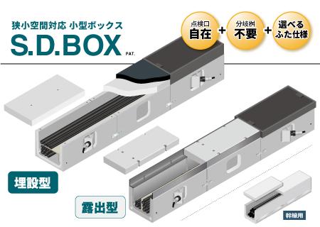 S.D.BOXシリーズ写真