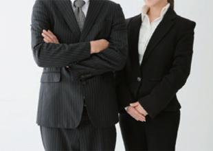 男性女性ともに働きやすい環境づくりをイメージ01