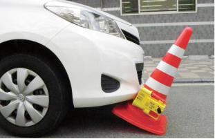 大音量アラームで道路工事現場の安全対策を強化イメージ01