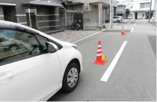 大音量アラームで道路工事現場の安全対策を強化イメージ02