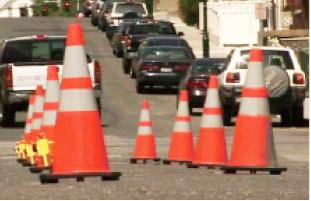 大音量アラームで道路工事現場の安全対策を強化イメージ03